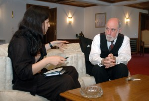 Interview: Vint Cerf