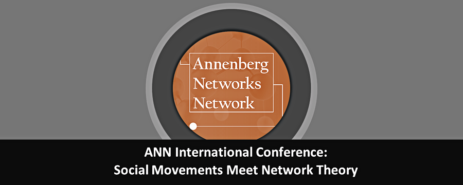 ANN Conference: Social Movements and Network Science