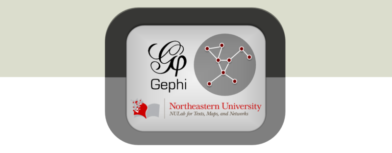 NULab Gephi Workshop