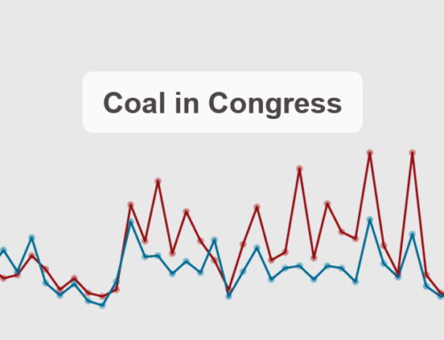 Term co-occurrence in party documents: Network data from our Politico post